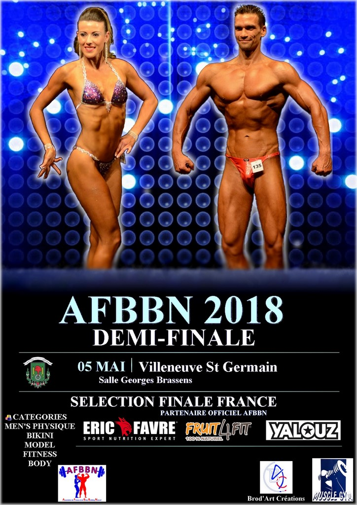 afbbn demi final nord 2018