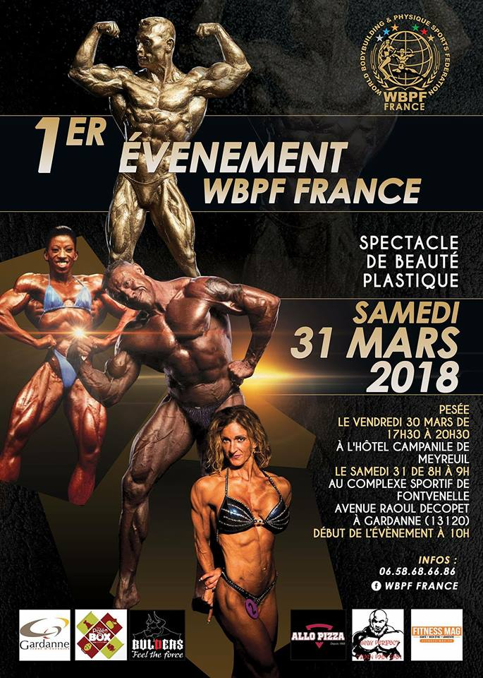 affiche wbpf france
