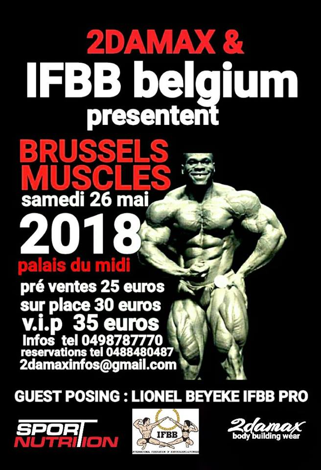 brusselsmuscles 2018