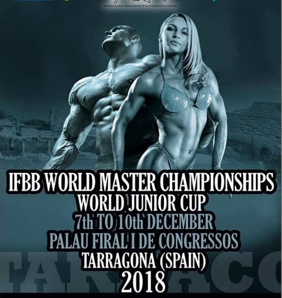 ifbb world ùmaster junior