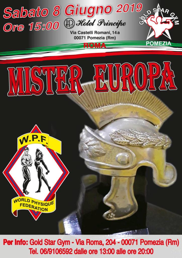 Affiche europe 2019 italie 724x1024