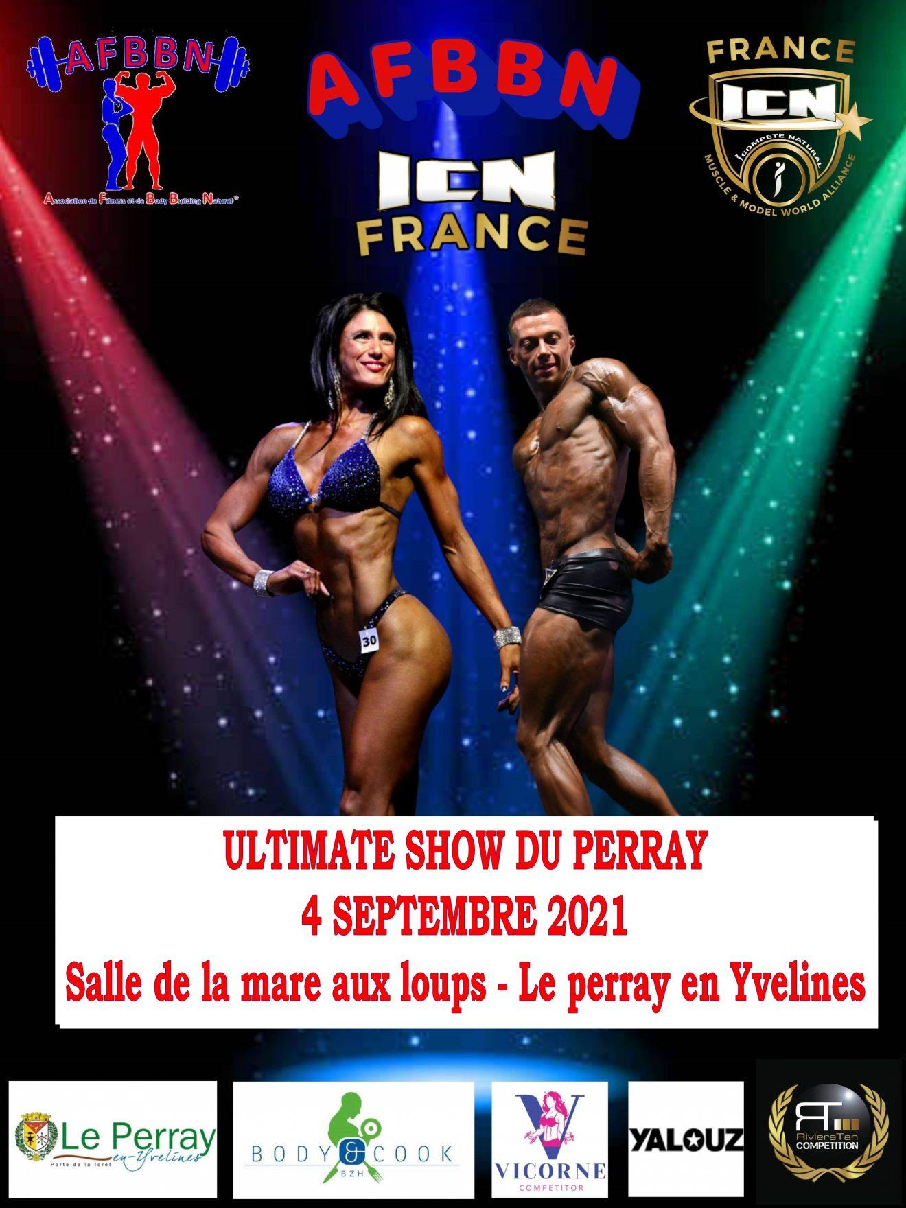 Affiche north show perray 2021