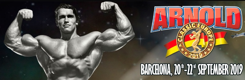Arnold classic europe 2019