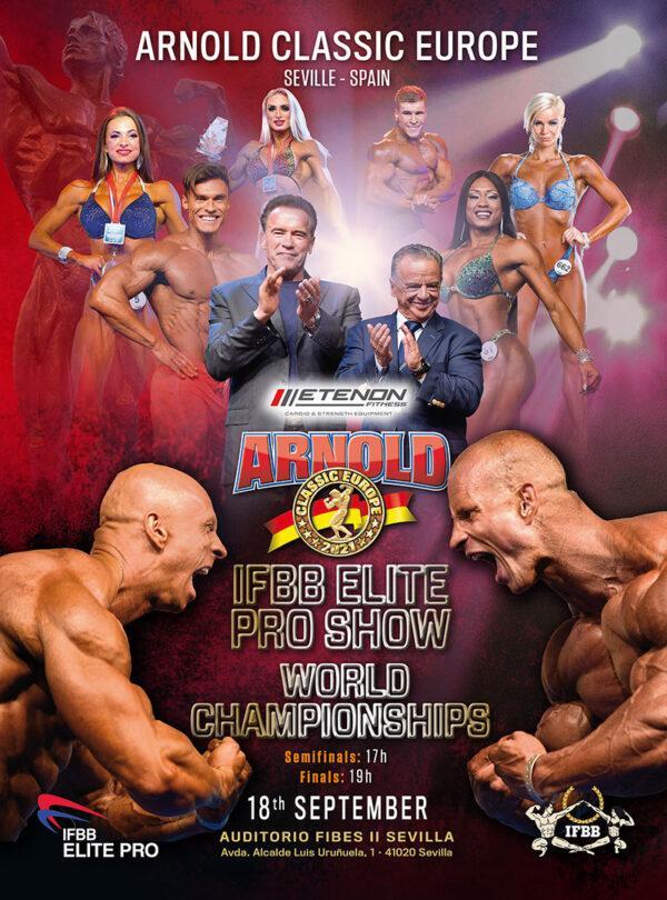Arnold seville2021