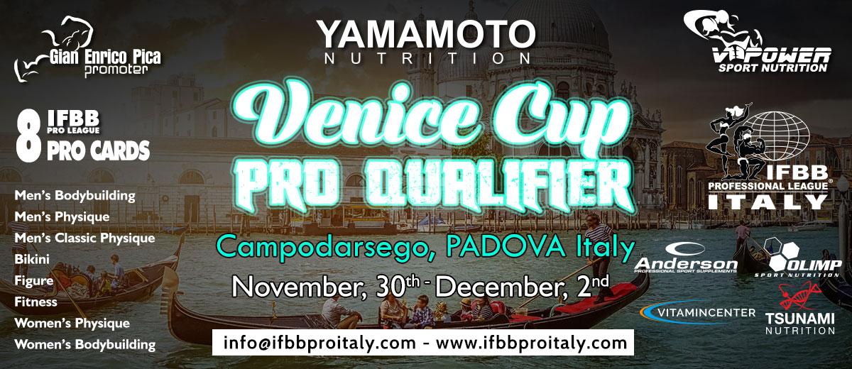 Banner venice cup pro qualifier amateurpadova