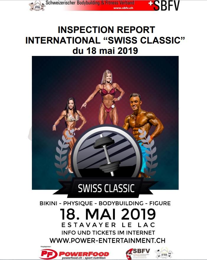 Ifbb suisse