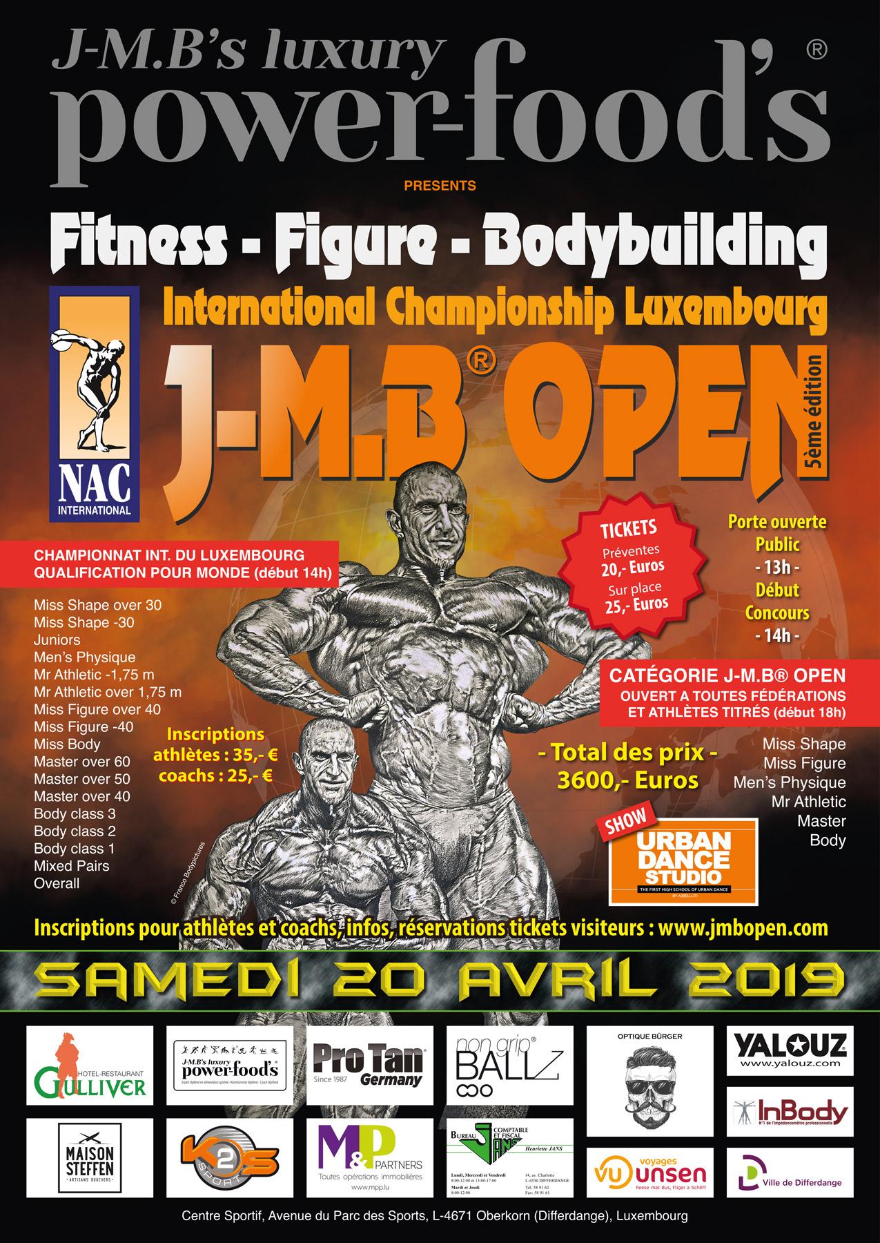 Jmb open plakat 2019