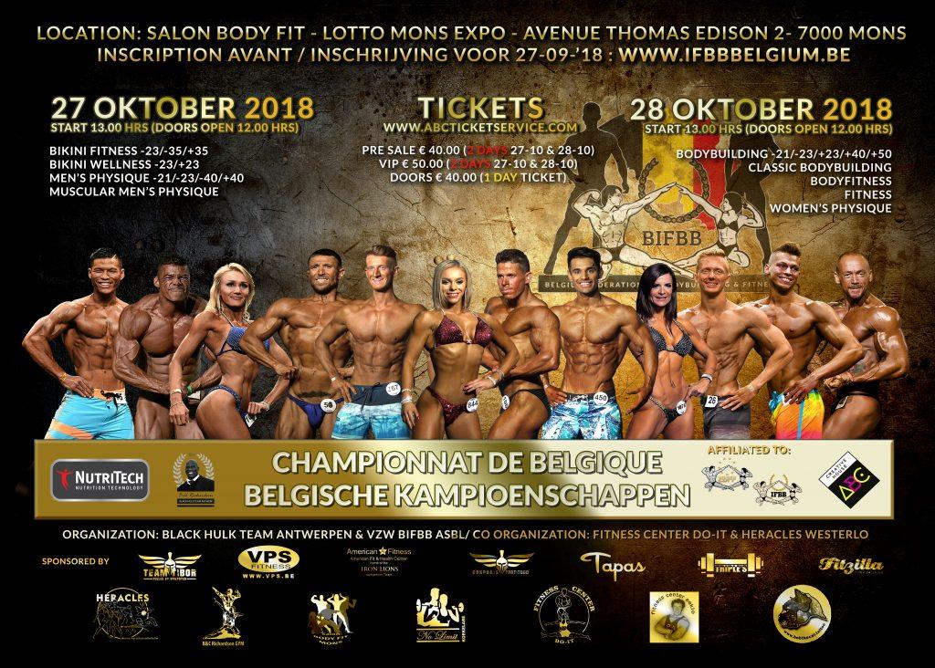 Poster bifbb belgische kampioenschappen 2018 1 1024x732