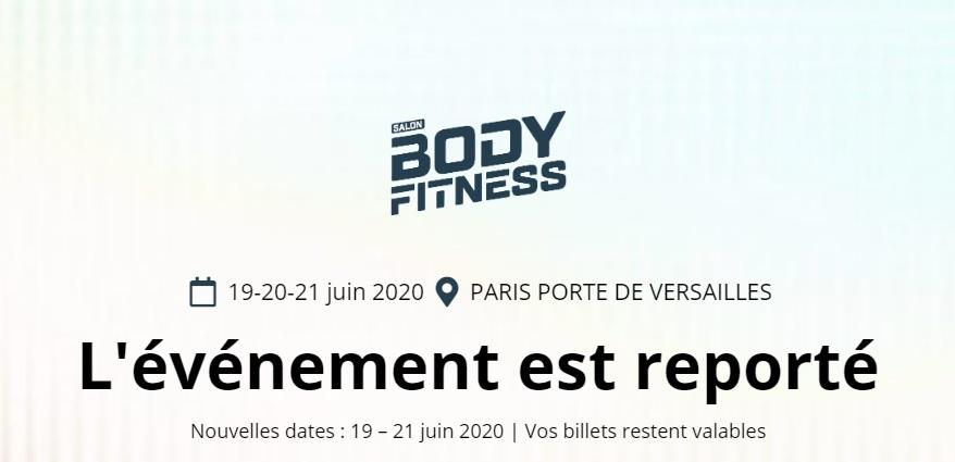 Salon body fitness 2020