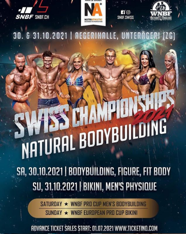 Swiss wnbf 2021