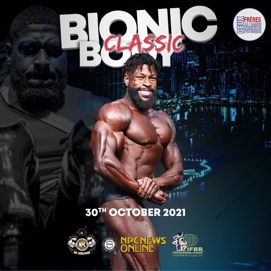 The bionic body classic