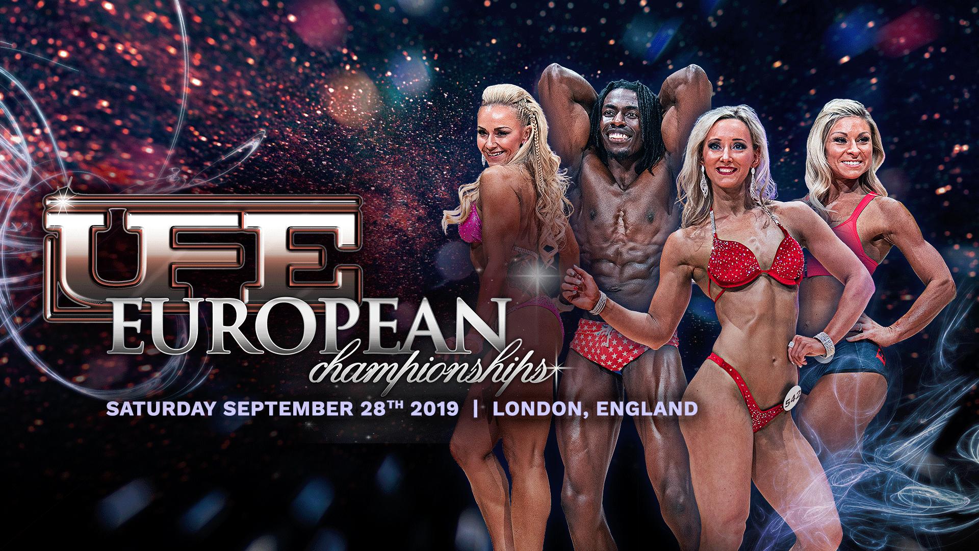 Ufe european championships banner 2019